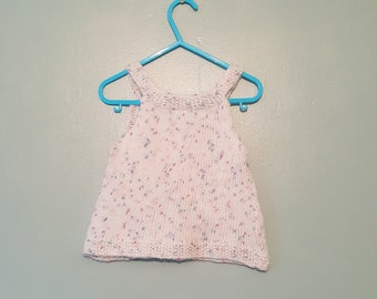 Knit dress, Jumper dress, Sweater dress, Knitted Baby clothes, Knitted baby sweater, Knitted dress, pinafore dress, pinafore, Baby dress,