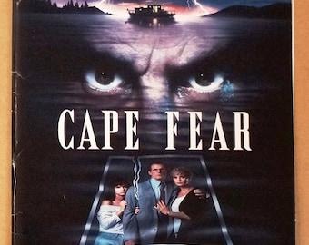 Cape Fear  Original Vintage 1991 Movie Press Kit    GREAT 8 x 10 B/W Photographs - Robert DeNiro - Nick Nolte