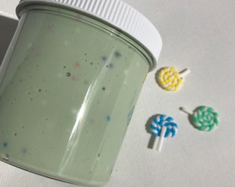 Spring candy slime