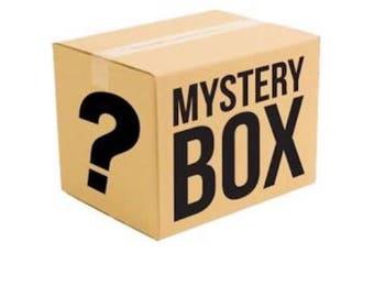 Mystery Box - mystery bag - grab bag - grab box - surprise bag - surprise box - care package - goodie box - goodie bag - gift bag - gift box