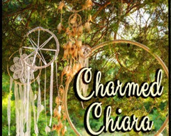 Charmed Chiara - Concentrated. Perfume Oil - Love Potion Magickal Perfumerie - Private Edition
