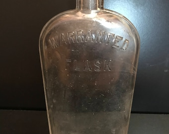 Warranted Flask Bottle