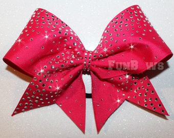 Awesome Gradient Allstar Cheer Bow by FunBows !