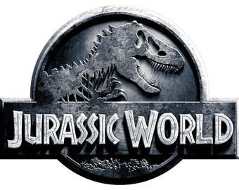 Jurassic World Edible Party Cake Image Topper Frosting Icing Sheet