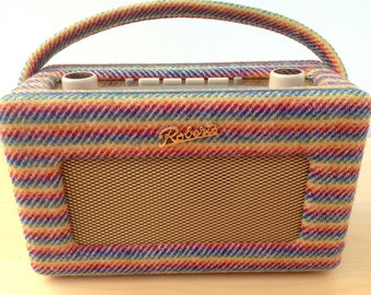 Rainbow Harris Tweed Roberts Revival RD60 DAB/FM Radio