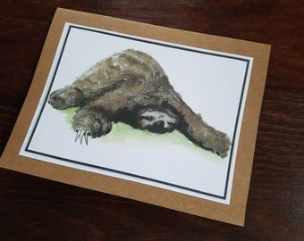 Lazy Sloth- All about that sloth life!