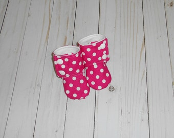 Stay-On Baby Booties | Assorted Prints