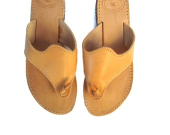 Sandales Grecques, Greek Sandles, Natural Sandals, Greek Leather Sandal, Flat Summer Shoes, Brown Sandals, Grecian Sandals, Athenais