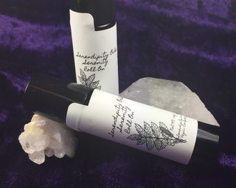Serenity Essential Oil Roll On (Kayla's Blend)