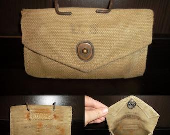 WW2 Carlise First Aid Pouch