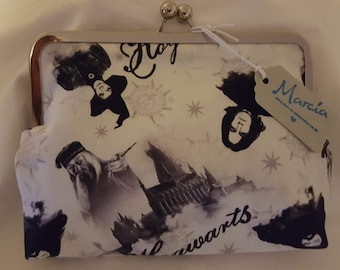Harry Potter Clutch Bag