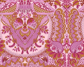 Alchemy - Flora Rosebud AB100 - Amy Butler - Available in Fat Quarters thru Yards - You Choose the Size