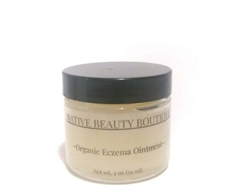 Organic Eczema Ointment
