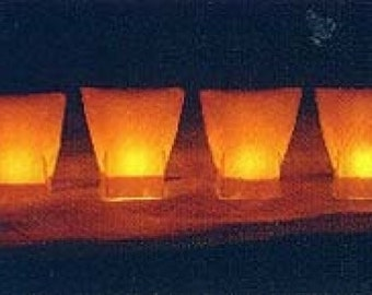 Electric Luminary Replacement Sleeves By Rc Lightstyle - Outdoor Luminaria