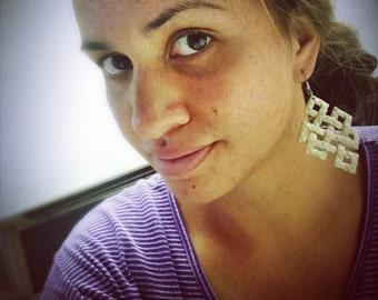 KAHALA Lauhala Earrings