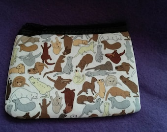 Ferrets Galore Weasel Coin Purse