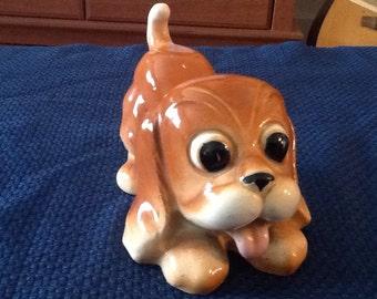 Vintage Ceramic Dog