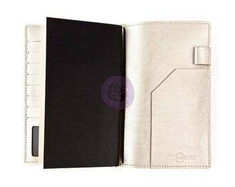 My Prima Travelers Notebook Journal - Standard Size - Champagne