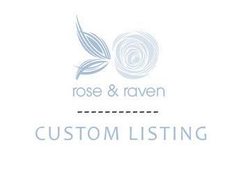 Custom listing for Mohamed