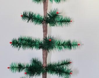 Traditional German Christmas Tree