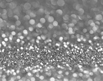 SILVER BIO GLITTER - Biodegradable Glitter - Festival Glitter-  Eco Friendly - Mermaid Glitter - Cosmetic Grade - Compostable - 200 microns