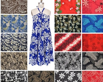 Hawaiian Convertible Sun Dress and Skirt - Custom Fabric