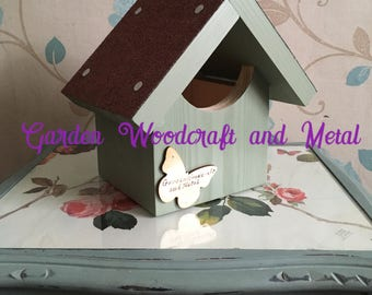 Handmade Robin Box