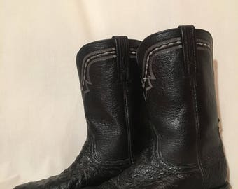 Vintage Lucchese Cowboy Boots