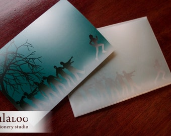Zombie Chase Card