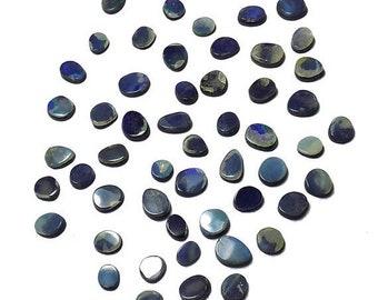 40% Sale -- Opal Doublets, , Fancy Shape, 5 Pcs, Mix Size.