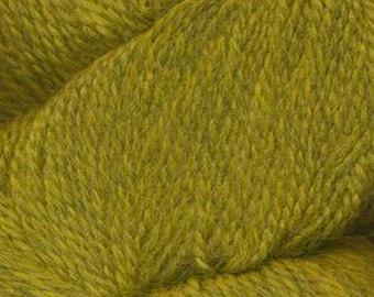 Pampa Sunrise Green Herriot Fine Yarn by Jupiter Moon Farm 461 yards Super Fine Alpaca Nylon Sock Yarn Color 2015