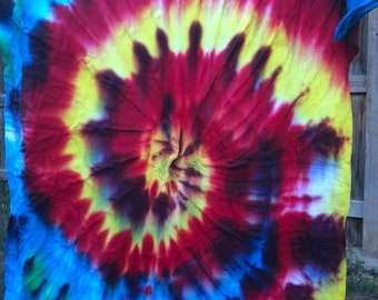 Traditional Spiral Tie Dye