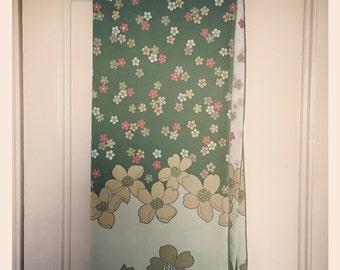 Vintage Green Retro Dorma Duvet - 200cm x 200cm - Double
