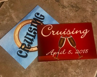 Custom Cruise Door Magnets - Personalized!