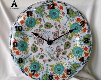 Clock - Rangoli