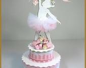 Little Girls Ballerina Ca...