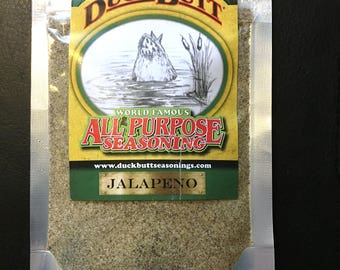 Jalapeno DuckButt Seasoning