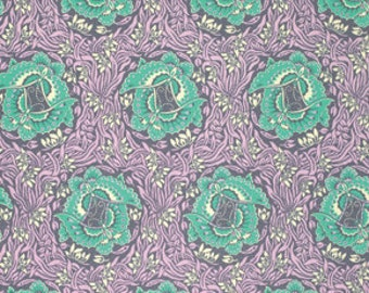 Take Flight in Zinc, Violette Collection by Amy Butler, yard