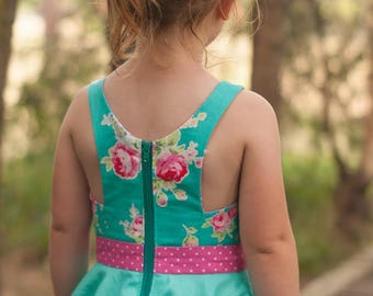 Holly Dress PDF Sewing Pattern