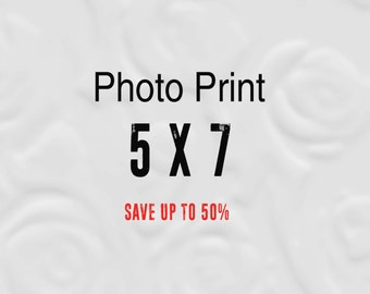 5x7 Print, 5x7 Photos, 5x7 photography Prints (Save up to 50%)