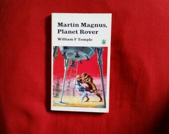 William F Temple - Martin Magnus, Planet Rover (Dragon Books 1970)