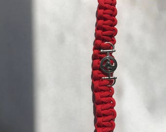 Small Red Horse Bracelet