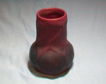 Van Briggle Mulberry Onion Bulb Vase