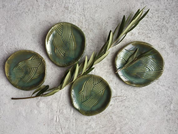 Sea Braid Plates