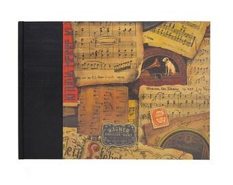 Music Journal  Memorabilia