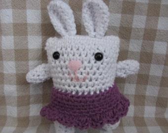 Pocket Pal Bunny- Ginger Ready to Ship