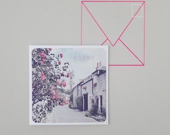 Banter Greetings Card – Circus Lane