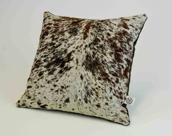 Cowhide Scatter Cushion