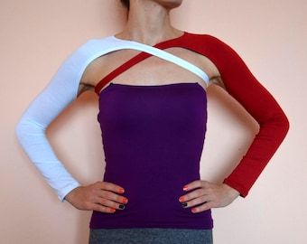 TATTOO COVER Sleeves Fitted Sleeves Tattoo Covers Sleeves One Sleeve Arm Cover Yoga Arm Warmers Abstract Clothing Festival Tops 2018