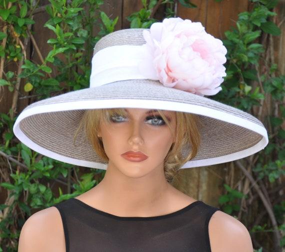 Wedding Hat, Kentucky Derby Hat, Derby Hat, Ascot Hat
